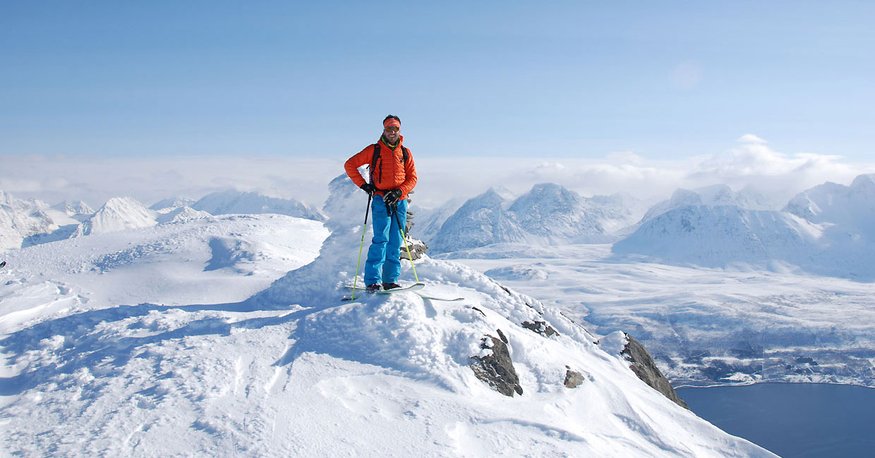 Mountain Experts - Programmi - Norvegia