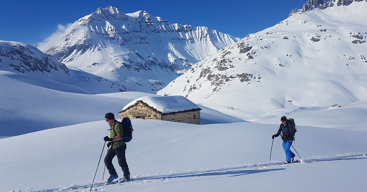 Mountain Experts - Programmi - Scialpinismo